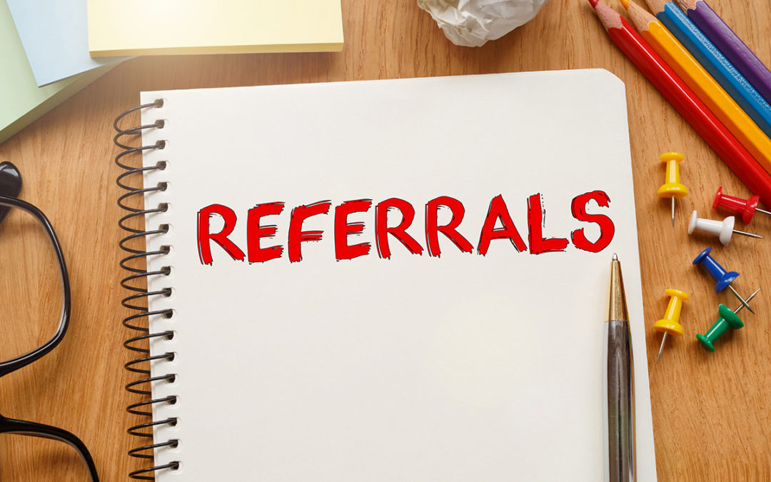 Referrals: The Independent Insurance Agent's Most Powerful Tool