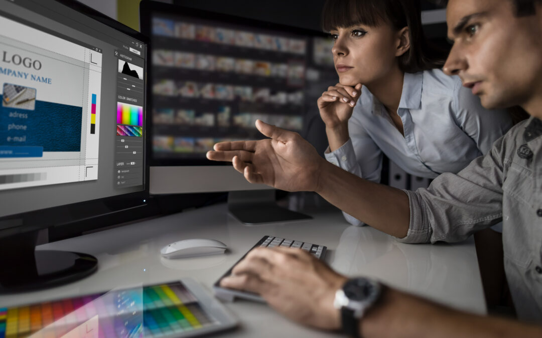 Tips for Working with Graphic Designers
